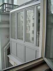 Остекление балконов и лоджий в Сочи - foto 1