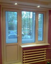 Балконные блоки ПВХ в Сочи - foto 0