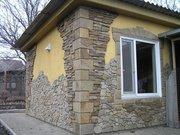 Облицовка фасада декоративным камнем в Сочи - foto 0