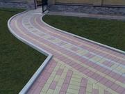 Укладка тротуарной плитки в Сочи  - foto 1