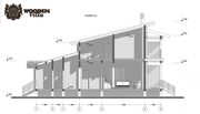Проект дома из клееного бруса Вилла Амарант - foto 1