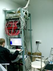 Создание и обслуживание сетей,  АТС,  видеонаблюдения,  домофонов и пр. С - foto 0