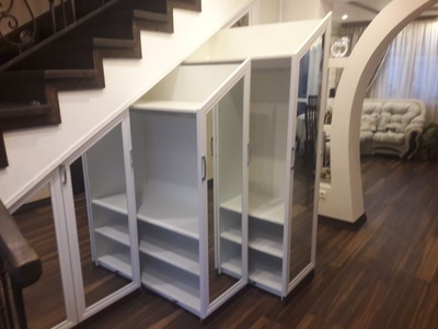 Шкафы купе,  изготовление по индивидуальному дизайну - main