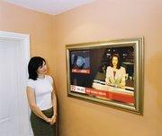 Телевизор под зеркалом, оптом и в розницу пр-во Россия - foto 1
