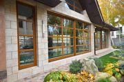 Окна из ценных пород древесины - foto 2