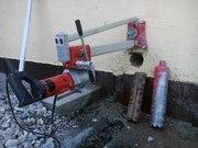 Алмазное бурение: cверление отверстий в бетонных стенах,  перекрытиях,   - foto 0
