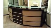Офисная мебель,  проектирование и изготовление на заказ
